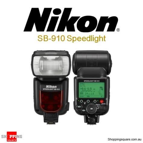tutorial flash nikon sb 910 nikon sb 910 af speedlight flash light flashgun shoe mount