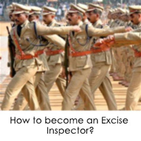How To Get In Rbi After Mba by How To Become An Excise Inspector
