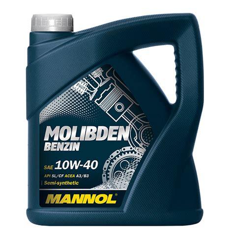 Fahrrad Lackieren Temperatur by Mannol Motor 246 L Molibden Benzin 10w 40 4l 40430100400 Ebay