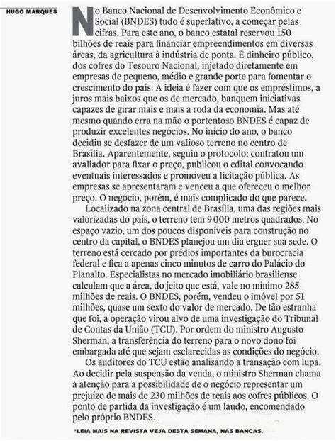 #AcordaBrasil!: BOMBA! TCU suspende venda de terreno do