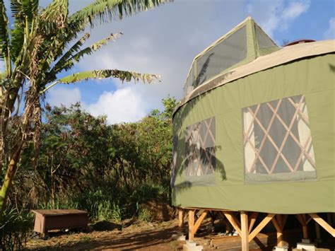 amazingly peaceful hawaiian yurts love yurts diy amazingly peaceful hawaiian yurts love yurts diy