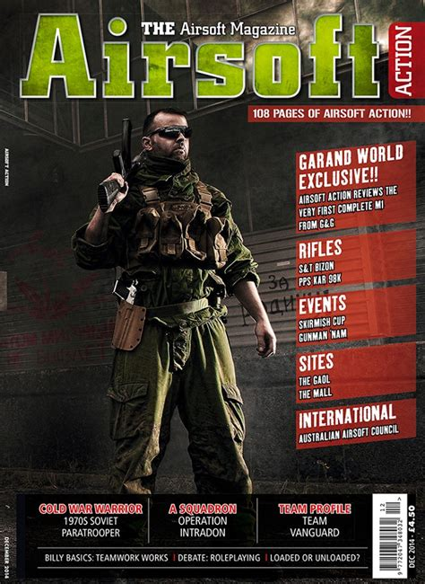 airsoft action magazine issue 42 airsoft news