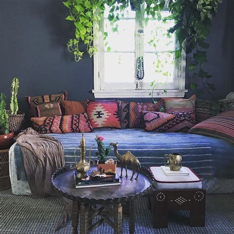 Colorful Living Room Escape 3744 Best Bohemian Decor Style Images On