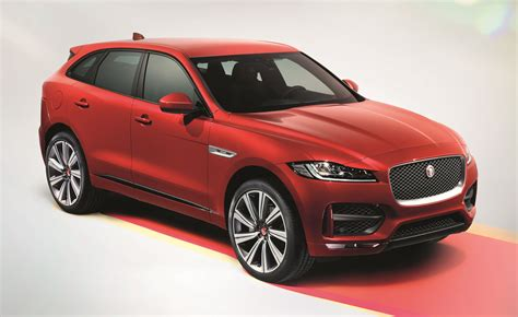 all new jaguar frankfurt 2015 all new jaguar f pace suv revealed image