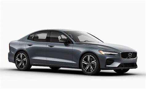 Volvo News 2019 by 2019 Volvo S60 Configurator Goes Live 187 Autoguide News