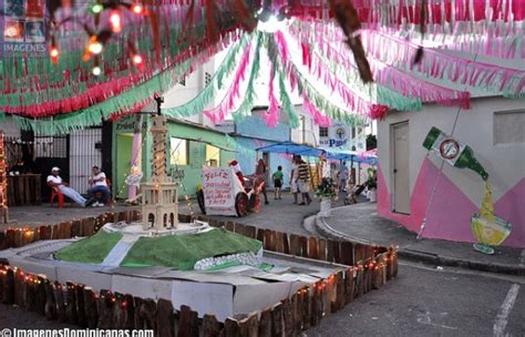 imagenes para decorar las calles en navidad decoran calles en santiago por concurso mi barrio est 225 en