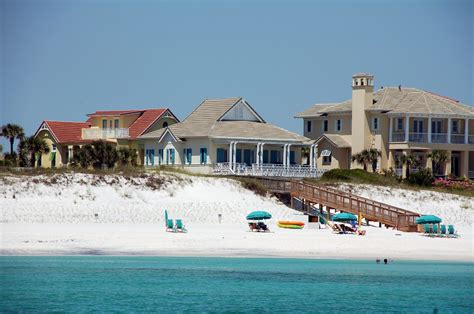 vacation house florida oceanfront vacation rentals destin florida beachfront vacation homes