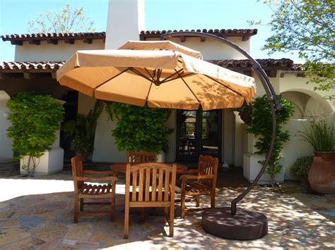 Amazing Outdoor Stand Alone Patio Umbrellas Curved Black Stand Alone Patio Umbrella