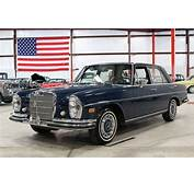 1968 Mercedes Benz 280S  Post MCG Social