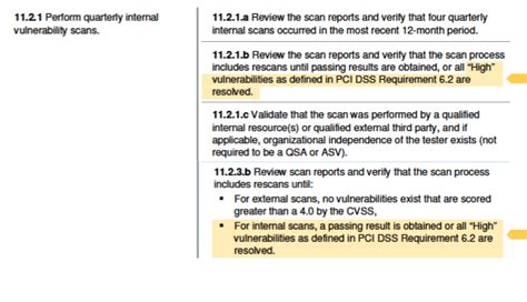 pci dss risk assessment template passing the scan for pci dss 2 0 qualys