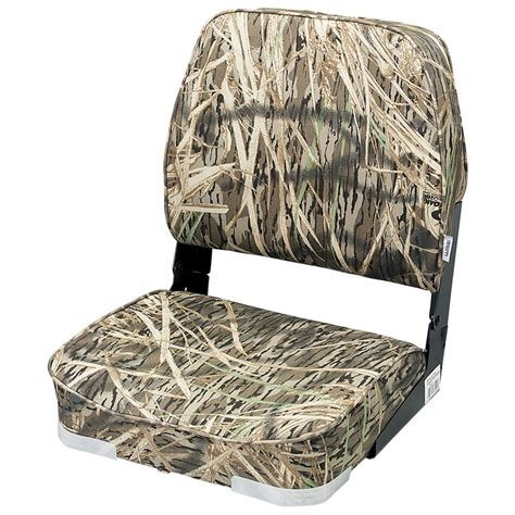 camo boat seat cushions get get quotations new wise