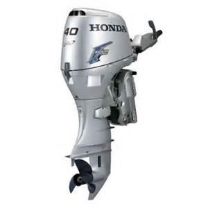 Honda Outboard Engines Benquip Honda 40hp Outboard Motor