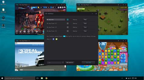 app play how to run android instances with nox app player