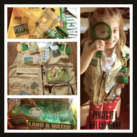 backyard safari review from summit toys giveaway