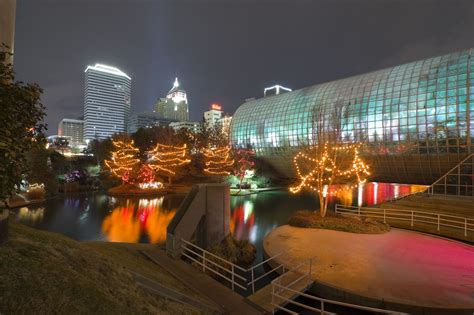 must see christmas lights in oklahoma city