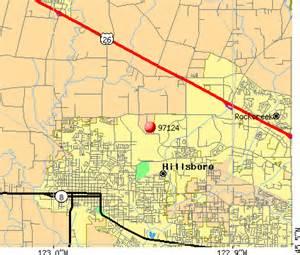 maps hillsboro oregon maps hillsboro