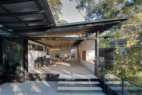 mod hous modern house donaldson house by glenn murcutt