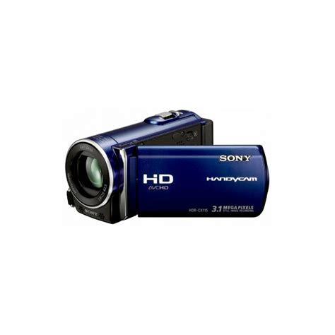 Kamera Sony Handycam kamera wideo sony handycam hdr cx115e niebieska eukasa pl