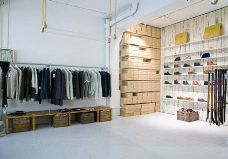 design house clothing retail design mccabe design news