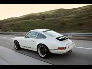 Porsche Singer Wallpaper 1920x1440 White Singer Porsche 911 Side Road Desktop Pc