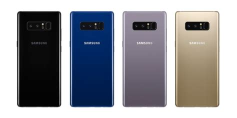 Samsung Galaxy Note 8 Sein Free Level U launched samsung galaxy note 8 specs price in nigeria