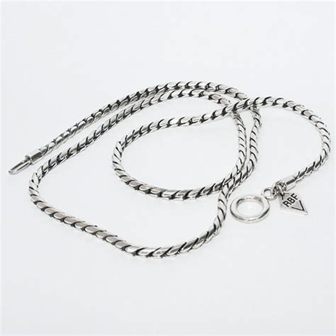 Snake Chain Necklace B