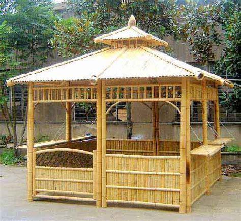 Diy Patio Umbrella Stand Bamboo Gazebo Amp Pergolas