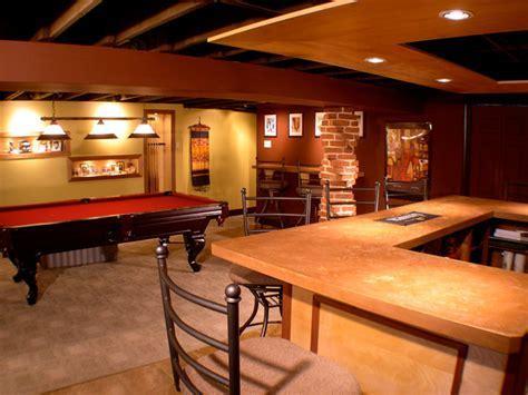 Basement ideas man cave   Basement Gallery