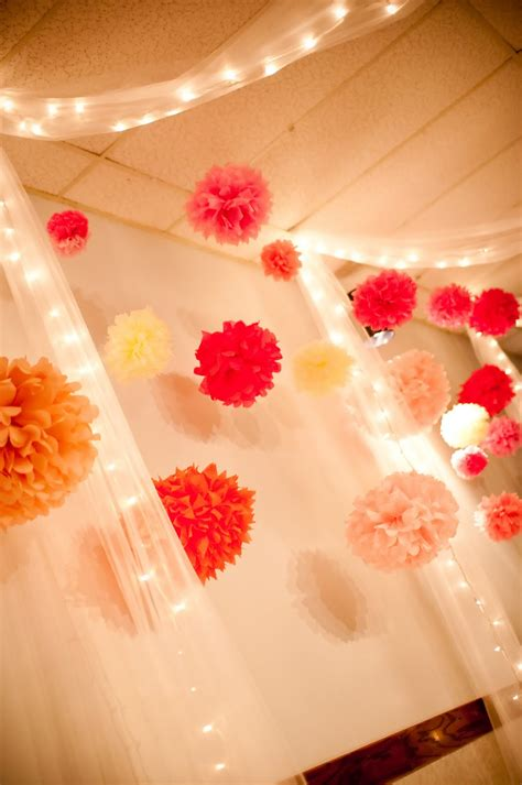 Handmade Tissue Paper Flowers - sewsweetstitches handmade tissue paper flowers and pompom