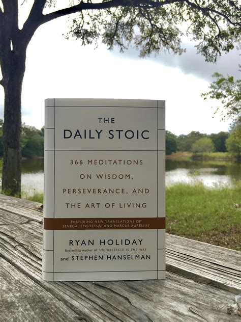 the daily stoic journal 366 days of writing and reflection on the of living books the daily stoic book