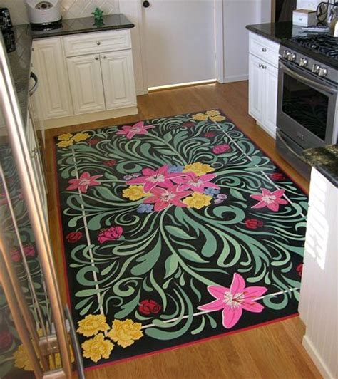 Painted Floor Mats by 25 Best Ideas About Painted Vinyl Floors On