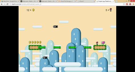 tutorial construct 2 juego plataformas como fazer um jogo plataforma com construct 2 parte iii