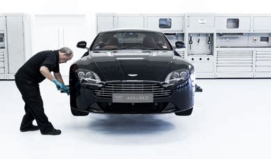 Aston Martin Ownership by Aston Martin Ownership Servicing