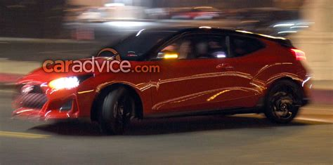 Blockers 2018 Release Date Aus 2018 Hyundai Veloster Spied Undisguised Photos 1 Of 6