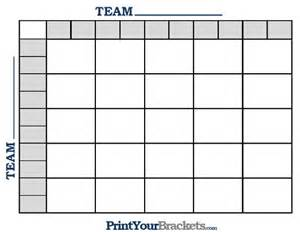 Office Football Pool Types Bcs Football Squares The Knownledge
