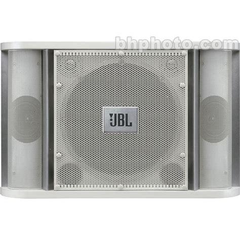 Speaker Jbl Rm 10 jbl rm10wh karaoke 10 quot speaker white rm10wh b h photo
