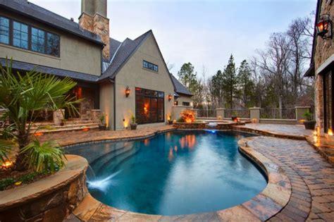 sensational backyard pool designs