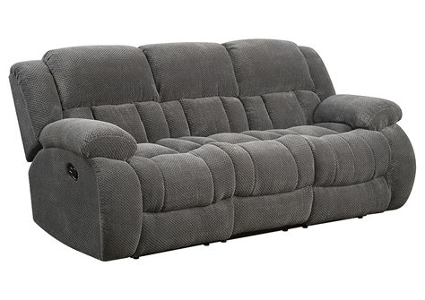 gray reclining sofa and loveseat atlantic bedding and furniture gray reclining sofa