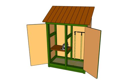 How To Build Tool Shed Garden Tool Shed Plans Free Garden Plans How To Build