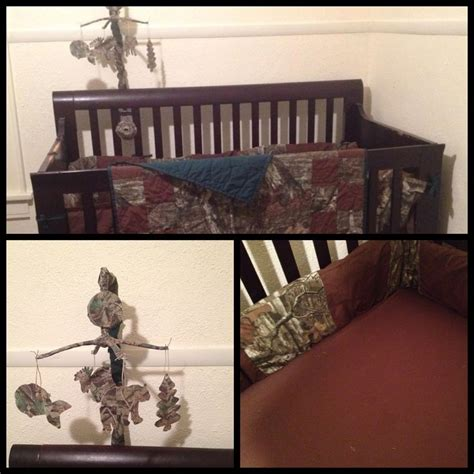 Mossy Oak Crib Bumper Pad by 17 Best Images About Baby Boy Room Ideas On