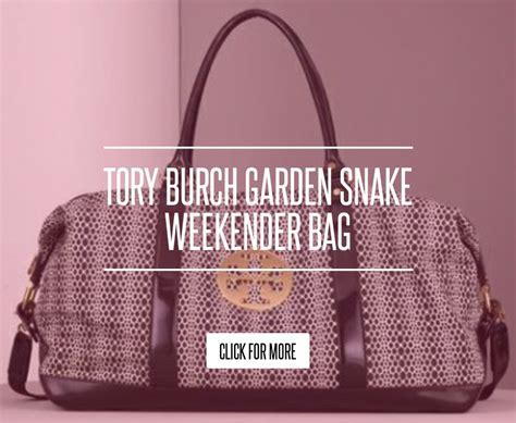 Burch Garden Snake Weekender Bag burch garden snake weekender bag fashion