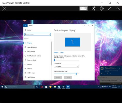 teamviewer mobile app how to use the teamviewer remote app for windows
