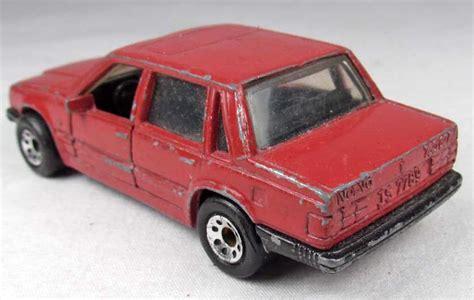 volvo matchbox matchbox volvo metal car