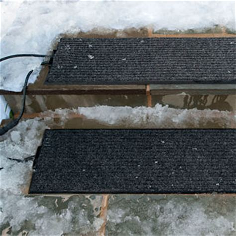Heated Stair Mats Outdoor by Outdoor Heated Stair Mats Frontgate