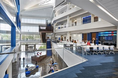 Business And Idustrial Design Mba by Gallery Of Capitol Federal Gensler 6