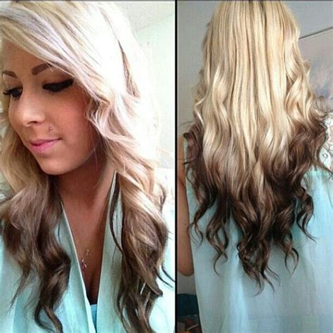 short hairstyles reverse ombre 50 best streaks of white images on pinterest going gray