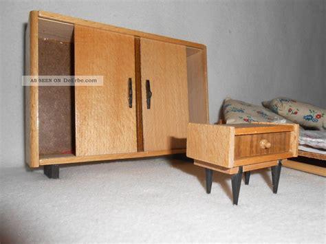ddr schlafzimmer ddr puppenstube komplettes schlafzimmer m 246 bel holz