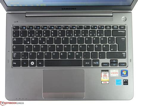 Keyboard Laptop Samsung Review Samsung Series 5 535u3c Notebook Notebookcheck