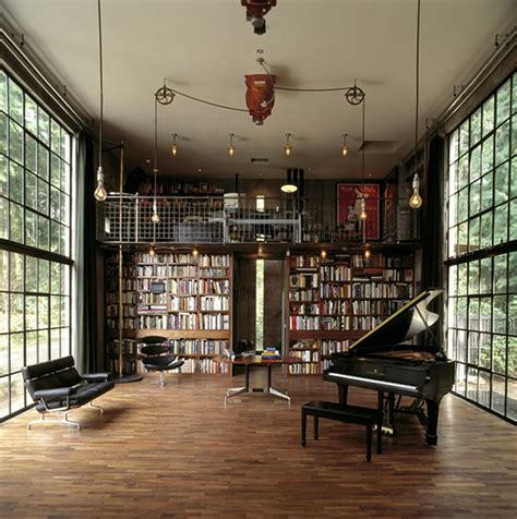 design inspiration library olson kundig architects design quot the brain quot as an