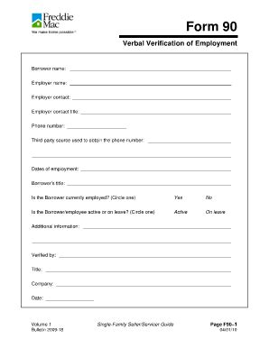 best photos of blank verification of employment form